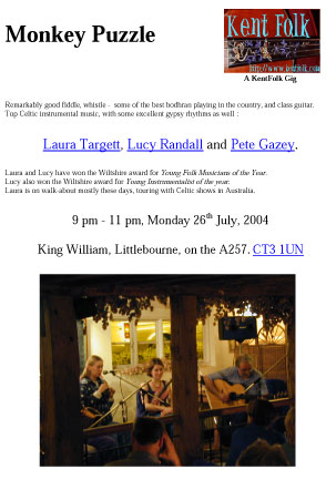 2004-07-26_Laura-Targett_Monkey-Puzzle_King-WilliamIV_Littlebourne