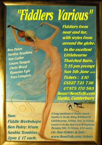 Fiddlers Various Logo 2005