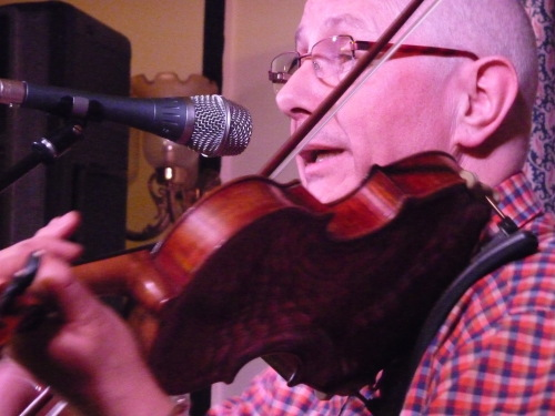 Tom McConville - Monday: BBC Folk Musician of the year, <br> Wednedsay: Faversham Folk Club