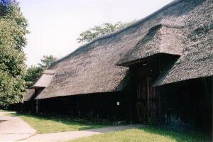 Littlebourne Barn Exterior